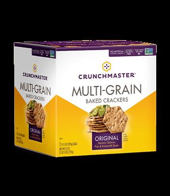 Original Multi-Grain Crackers image
