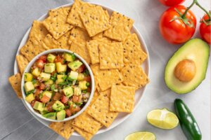 Pineapple Avocado Salsa Recipe