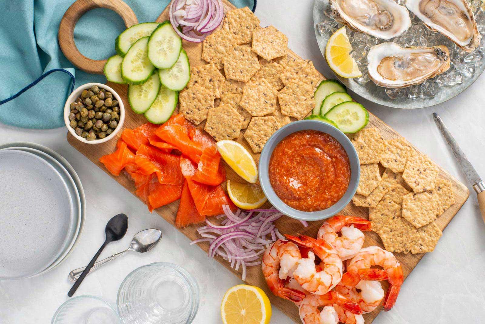 Seacuterie Boards Recipe