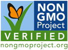 Non-GMO Project Verified logo.