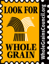 Look for Whole Grain logo.