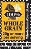 20g of whole grain per serving